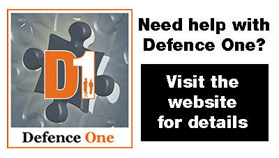 Defence One help