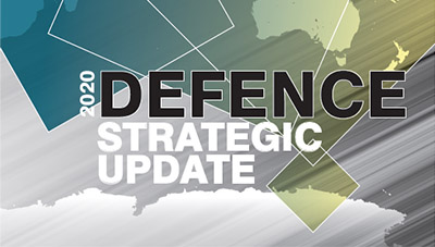 Defence Strategic Update 2020