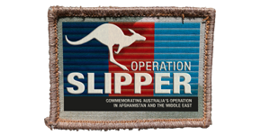 Operation Slipper Welcome Home Parade